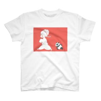 とことこちゃいな T-shirts