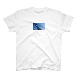 夜のプレミアムスカイツリー T-shirts