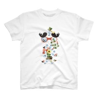 恵みの鼻水 Tシャツ