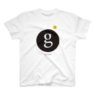 グッドシグナル T-shirts