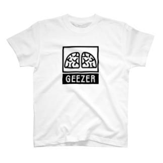 GEEZER T-shirts