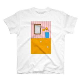 ルーム T-shirts