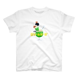 クリームソーダガール T-shirts