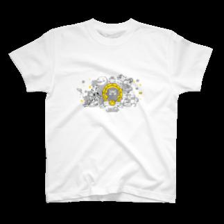 こうらえな(iceeye)のみんなで一等賞 T-shirts
