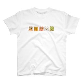 顔パン T-Shirt