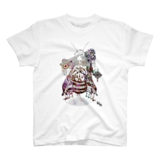 Insect boy T-shirts