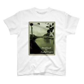 橋 T-shirts