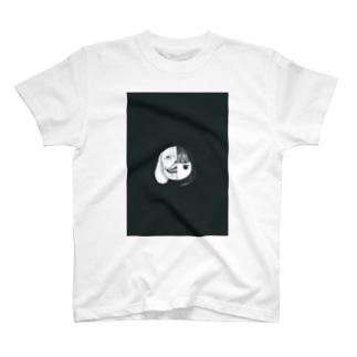 君と犬のキメラ T-shirts