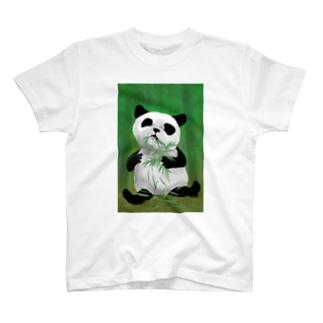 PANDA No.4 T-shirts