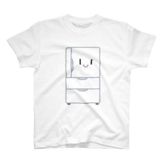 Reizouko(╹◡╹)のReizoukoTシャツ T-shirts