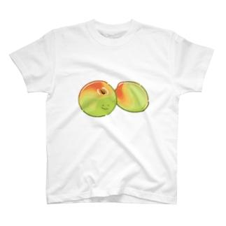 にくらしいウメ T-shirts