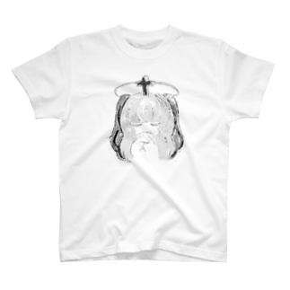 彼女の祈り T-shirts