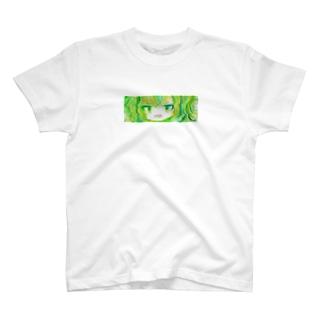 にんそうわるいちゃん T-shirts