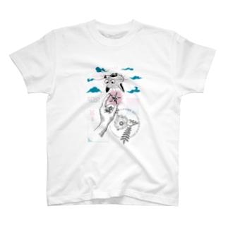 fox召喚 T-shirts
