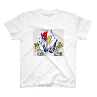 よいどれ酉 T-shirts