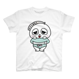 ぱんちら T-shirts