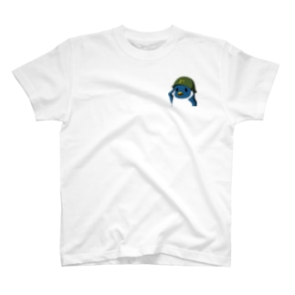 ペンギン軍チャリティアイテム販売 T-shirts