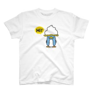 バブールHi! T-shirts