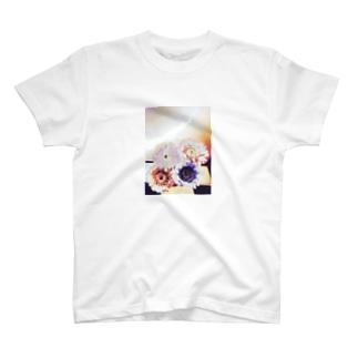 グラフィック1 T-shirts