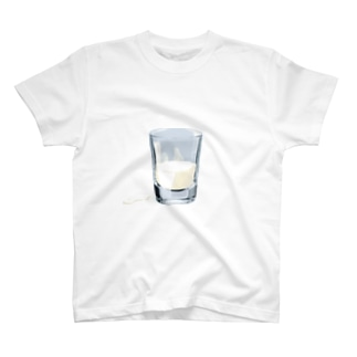 SHOT MILK T-shirts