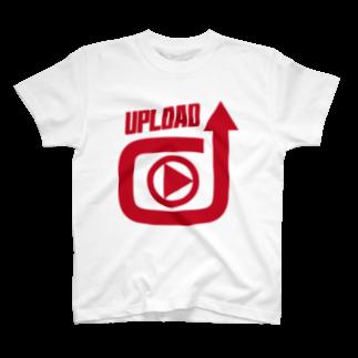 フォーヴァのUPLOAD T-shirts
