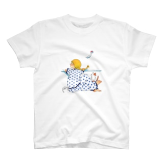 夕涼み T-shirts