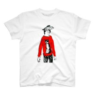 雨傘とロンティー! T-shirts