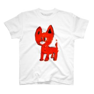 チビねこ T-shirts