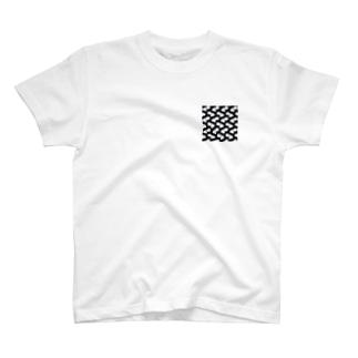 うんポーズがいっぱい T-shirts