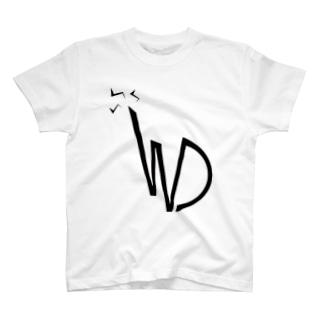 WD  T-shirts
