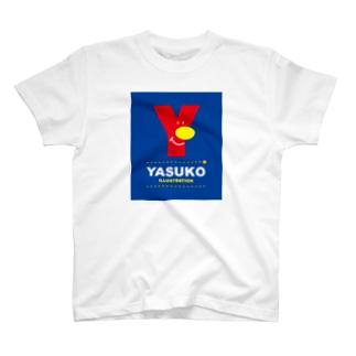 Yマーク(No.7) T-shirts