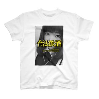 尾澤さよ 生誕GOODS T-shirts