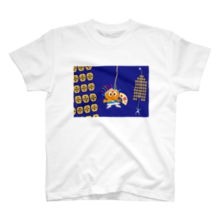 クレコちゃんのお祭りの夜 T-shirts