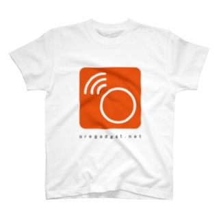 OREGADGET【その2】 T-shirts
