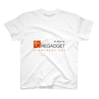 OREGADGET【その1】 T-shirts