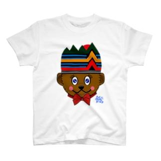 6月NEW「インディアンテディ―」 T-shirts