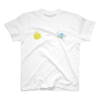 架空の鳥いち T-Shirt
