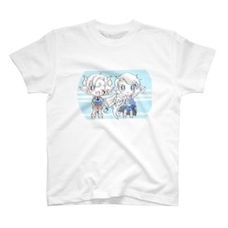 スコットTシャツ T-shirts