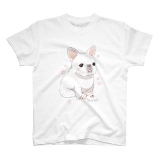 手足足手のフレブルくん T-shirts