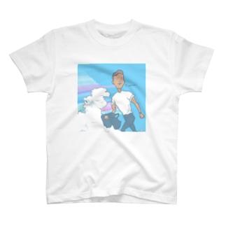 夏男 T-shirts