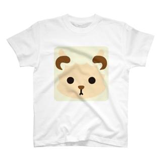 干支-未-animal up-アニマルアップ- T-shirts