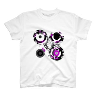 #16 A day in Asia 20210711 RecursiveCompoundDigitalMicroscope version T-shirts