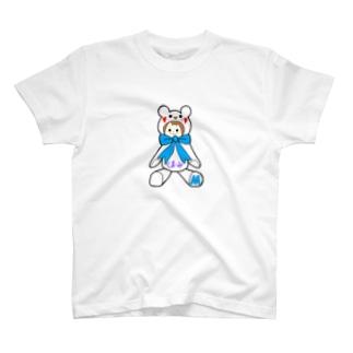 くまーみシリーズ T-shirts