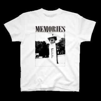 90年代V系インスパイアグッズの90年代ヴィジュアル系インスパイアグッズ・・・あの橋・・・† T-shirts