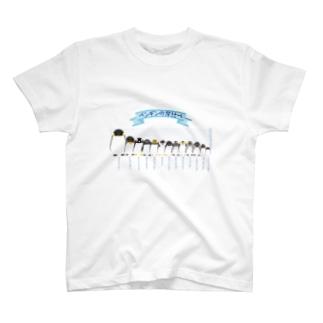 ペンギンの背比べ2 T-Shirt