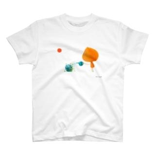 ココロのうつわ T-shirts