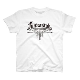 FUNKASTOK-Plaque T-shirts