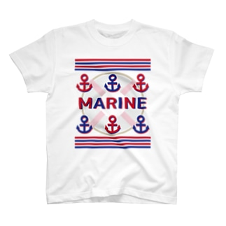 MARINE T-shirts