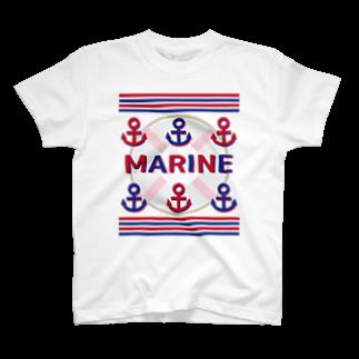 フォーヴァのMARINE T-shirts
