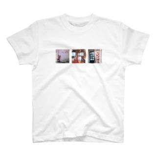 ソウルのカフェ T-shirts